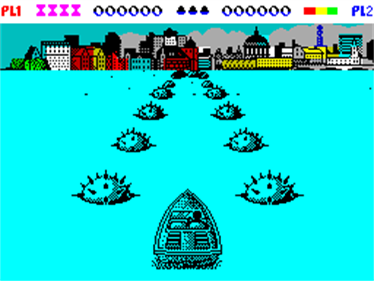 Speedboat Assassins - Screenshot - Gameplay