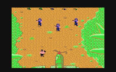Ikari Warriors (Europe) - Screenshot - Gameplay