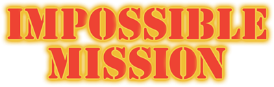 Impossible Mission - Clear Logo