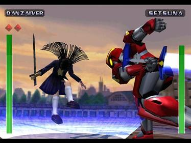 Evil Zone - Screenshot - Gameplay