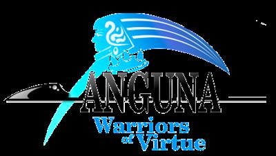 Anguna: Warriors of Virtue - Clear Logo