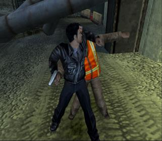 Dead to Rights - Screenshot - Gameplay