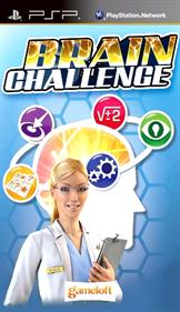 Brain Challenge - Box - Front