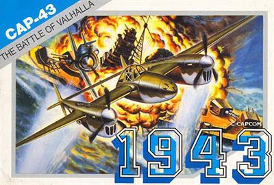 1943: The Battle of Midway - Box - Front