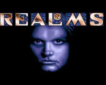 Realms - Screenshot - Game Title