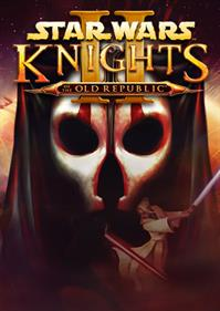 Star Wars: Knights of the Old Republic II: The Sith Lords - Fanart - Box - Front