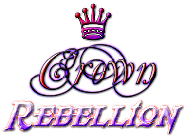 Crown Rebellion - Clear Logo
