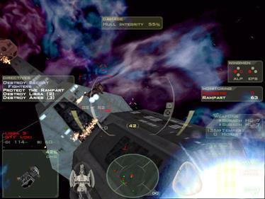 Freespace 2 - Screenshot - Gameplay