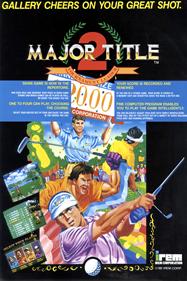 Major Title 2