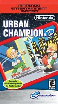 E-Reader Urban Champion