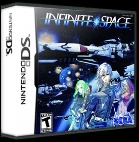 Infinite Space - Box - 3D