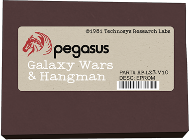 Galaxy Wars and Hangman