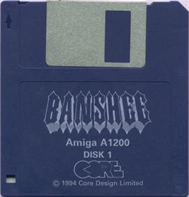 Banshee - Disc