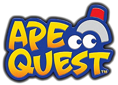 Ape Quest - Clear Logo