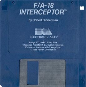 F/A-18 Interceptor - Disc