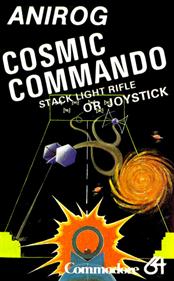 Cosmic Commando