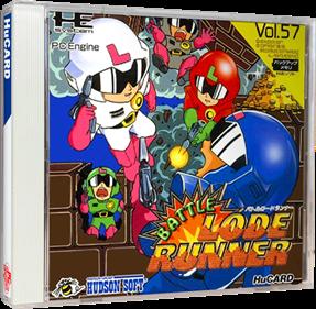 Battle Lode Runner - Box - 3D