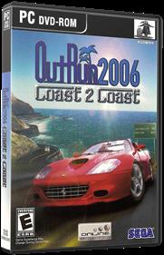 OutRun 2006: Coast 2 Coast - Box - 3D