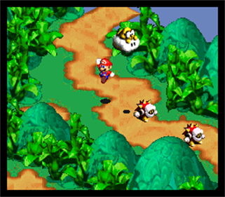 Super Mario RPG: Legend of the Seven Stars - Screenshot - Gameplay