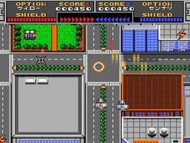 Aapaa MyaaDock - Screenshot - Gameplay