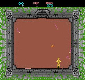 Snake Pit - Screenshot - Gameplay