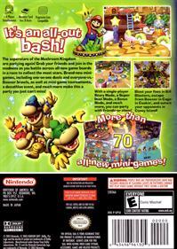 Mario Party 5 - Box - Back