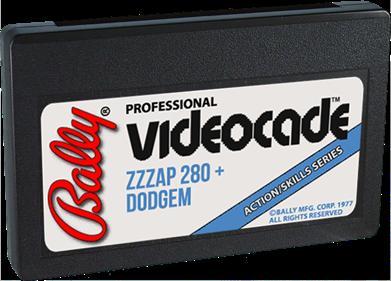 280 Zzzap + Dodgem - Cart - 3D