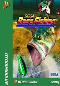 Sega bass fishing challenge basschal details launchbox for Bass fishing challenge
