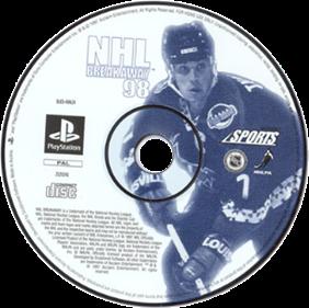 NHL Breakaway 98 - Disc