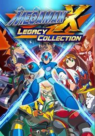 Megaman X: Legacy Collection