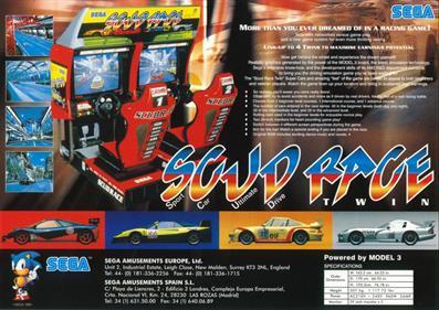 Scud Race Twin