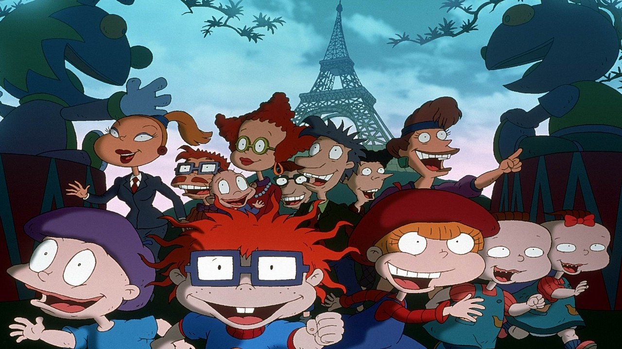 Rugrats In Paris The Movie Details - Launchbox Games Database