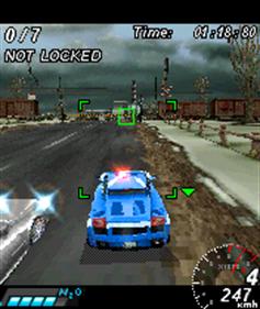 Asphalt: Urban GT - Screenshot - Gameplay