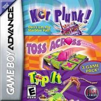 Ker Plunk!/Toss Across/Tip It