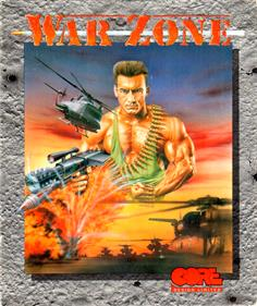 War Zone (Core Design)