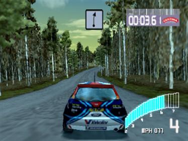 Colin McRae Rally 2.0 - Screenshot - Gameplay