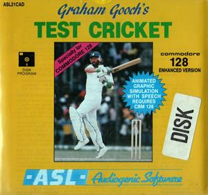 Graham Gooch's Test Cricket