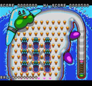 Kirby no Omochabako: Arranging Balls - Screenshot - Gameplay