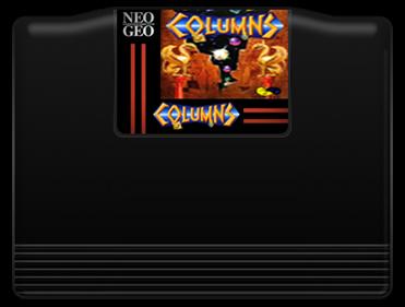Columns - Cart - Front