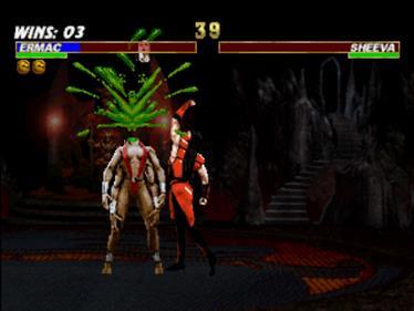 Mortal Kombat Trilogy - Screenshot - Gameplay