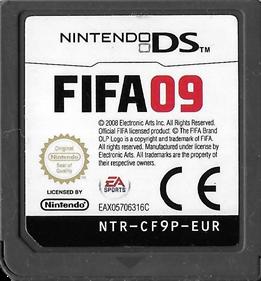 FIFA 09 - Cart - Front