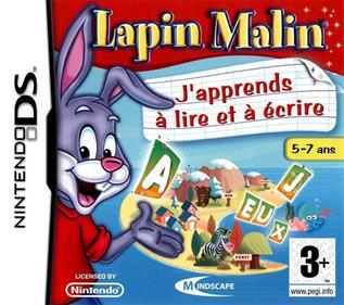 Lapin Malin: j'apprends à lire et à écrire