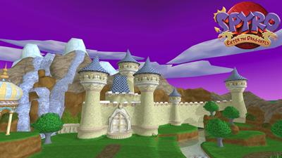 Spyro: Enter the Dragonfly - Fanart - Background
