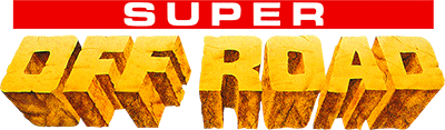 Super Off Road - Clear Logo