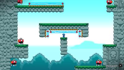10 Second Ninja X - Screenshot - Gameplay