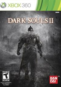 Dark Souls II - Box - Front