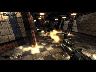 .kkrieger - Screenshot - Gameplay
