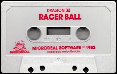 Racer Ball - Cart - Front