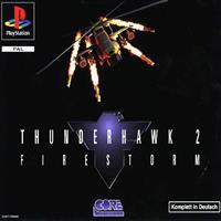 Thunderhawk 2: Firestorm Details - LaunchBox Games Database