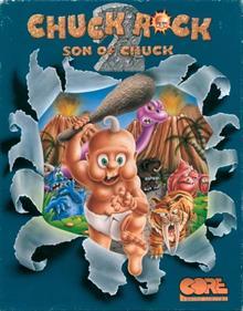 Chuck Rock II: Son of Chuck